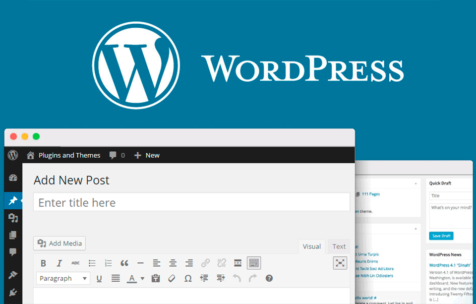 Aprenda adicionar novo post no Wordpress
